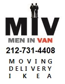   MEN IN VAN 
