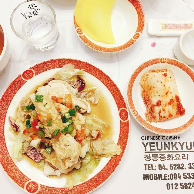 하노이 연경 - 하노이 중화요리 맛집