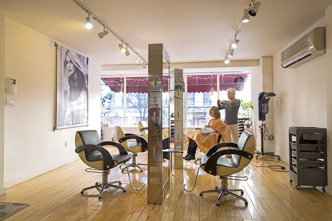 에릭스헤어 스튜디어 (Eric˙s Hair Studio) - 뉴욕(맨해튼) 미용실