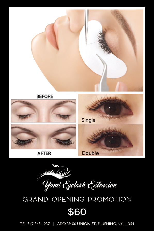 Yumi Eyelash Extension