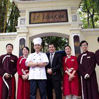 [하노이 로컬맛집] Nhà hàng Le Tonkin - 베트남음식