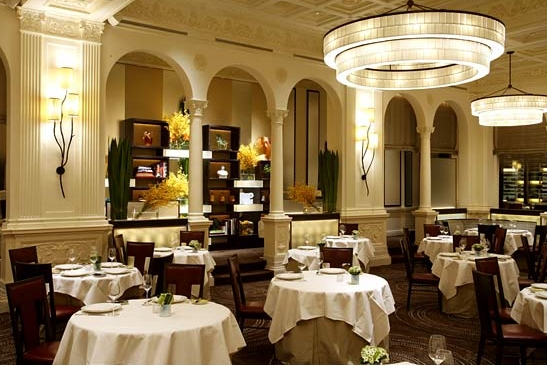 Daniel - Luxurious French Restaurant in Manhattan