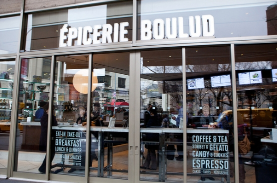 Épicerie Boulud - A raw & wine bar in Manhattan