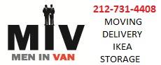MIV - 뉴저지 이사 / 배달 / 창고 / IKEA 서비스