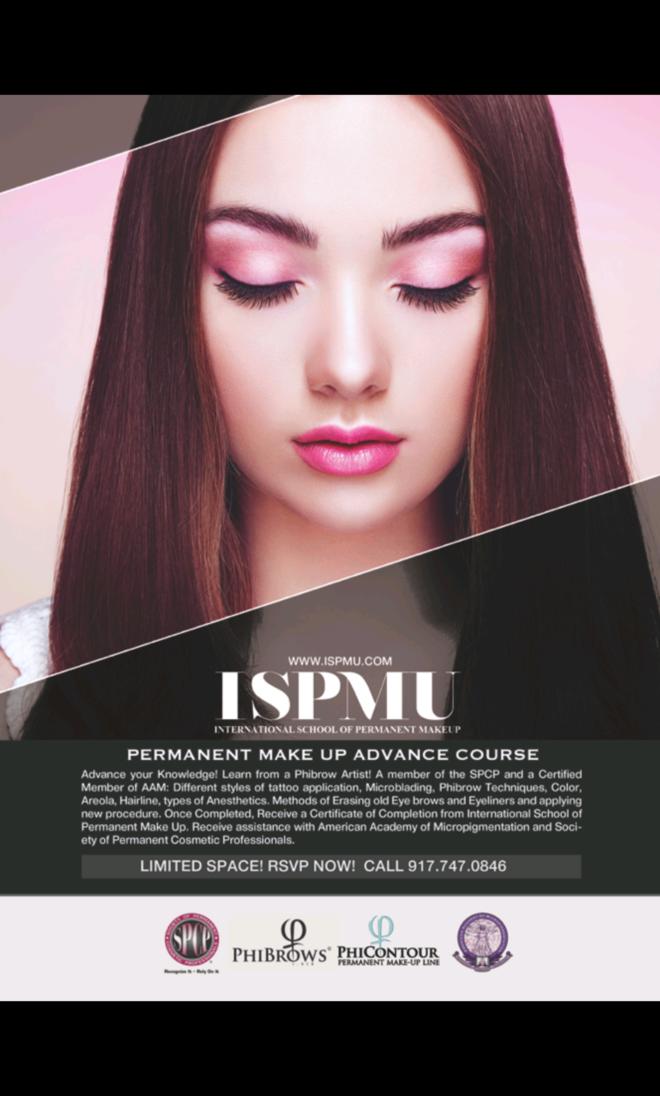 International School of Permanent Make Up, LLC.-타투, 반영구,속눈썹, 학원