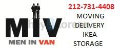 MIV 운송- 뉴욕 (맨해튼) 이사 / 배달 / 창고 / IKEA 서비스