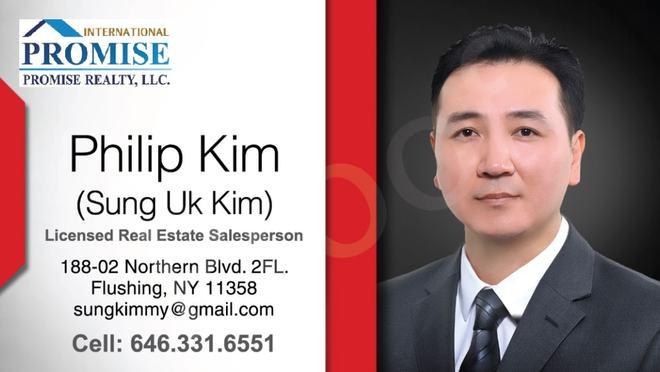 프라미스 부동산 ( 필립 킴 )Promise Realty( Philip Kim ),뉴욕 부동산,뉴욕 부동산 추천,