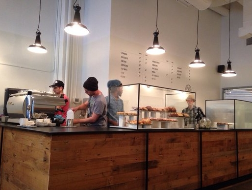 Seven Grams Caffé - Good Coffee Shop in Manhattan
