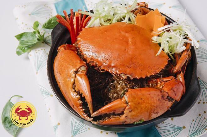 [하노이 로컬맛집] Lẩu Cua Khôi - 게 요리 전문점