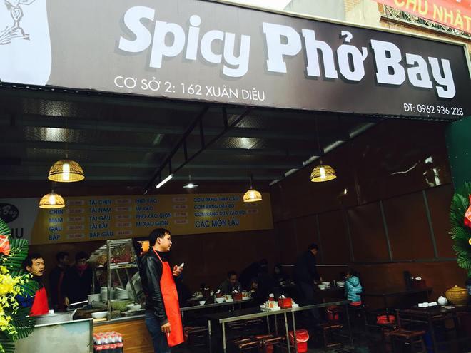 [하노이 로컬맛집] Spicy Pho Bay - 쌀국수 전문점
