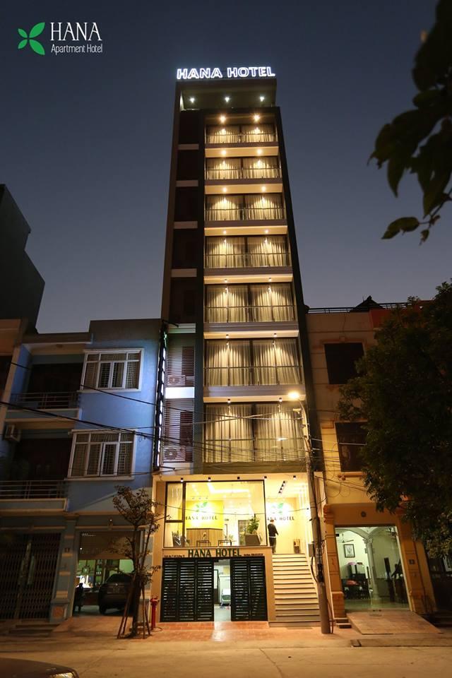 HaNa Apartment Hotel - 박닌 호텔, -하나 호텔