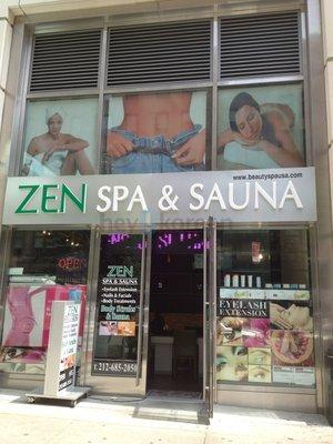 Zen Spa & Sauna - 뉴욕(맨하탄) 스파