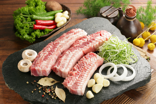고주몽 캐주얼 - 하노이 삼겹살 꽃살 맛집