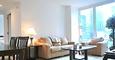 One bedroom in Midtown Luxury Condo