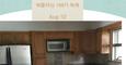북 플러싱 198가 원 훼밀리 뒤뜰 있는 타운하우스 독채 $3,000.