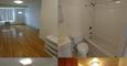 리틀넥 2페밀리1층,3침실,2.5욕실,2파킹,꾸민지하,세탁실,층간소음없음